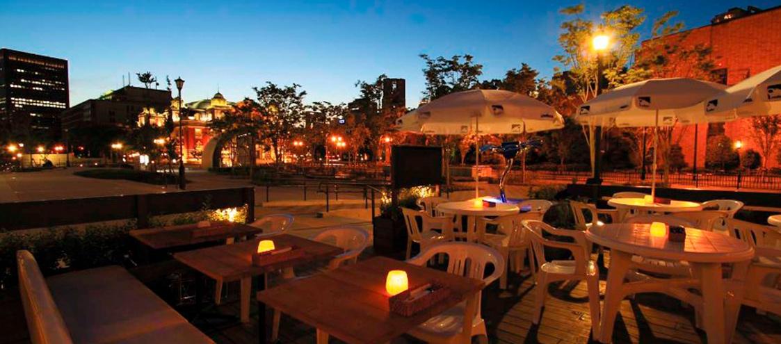 大阪 北浜・中之島の中央公会堂の側のイタリアンレストラン ...